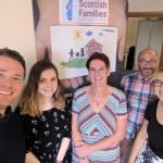 Welcoming Scottish Families New CEO - Justina Murray