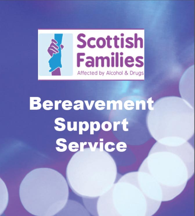 Bereavement Support Service Leaflet