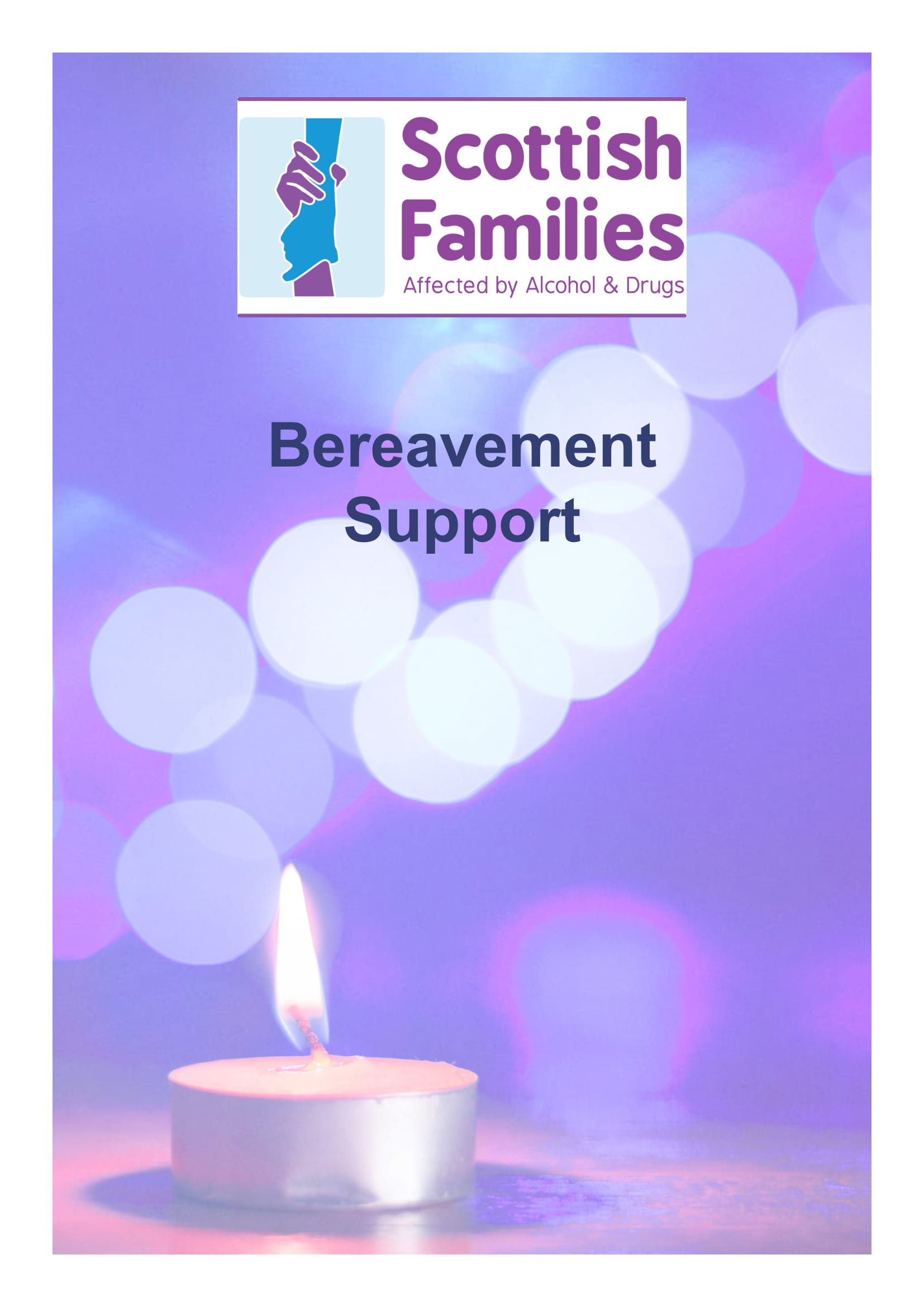 Bereavement Support Booklet