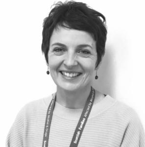 Katie Quinn : Fundraising Officer