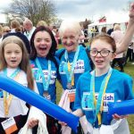 Challenge yourself and raise money for Scottish Families by taking on a Virtual Kiltwalk in 2021!