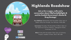 highlands roadshow
