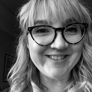 Sarah Campbell : Fundraising Manager