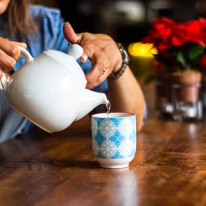 New Community Wellbeing Café in Forfar