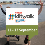 Virtual Kiltwalk Weekend - Who, What, When, Where, Why?!