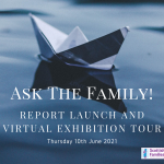 Ask The Family! Report Launch and Virtual Exhibition Tour